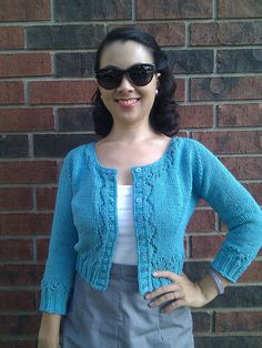 Ravelry: Project Gallery for Miette pattern by Andi Satterlund