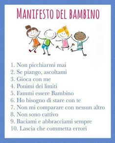 Pin by Annameneghini on frasi di vita Infant Activities, Activities For Kids, Montessori, Short Messages, I Love My Son, Thing 1, Daddy Daughter, Baby Hacks, Gemini