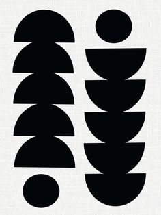 Affiche tropical — Bodie and Fou - Award-winning inspiring concept store Abstract Shapes, Abstract Print, Black Abstract, Geometric Art, Famous Abstract Artists, Wall Art Prints, Poster Prints, Tropical Art, Ink Pen Drawings