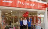 Ryman's stationery shop