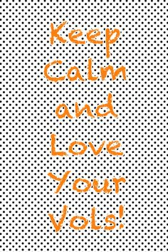 Love The TENNESSEE VOLS Tennessee Girls, State Of Tennessee, Tennessee Volunteers, College Football Teams, Best Football Team, Football Season, Keep Calm Quotes, Quotes To Live By, Vol Nation