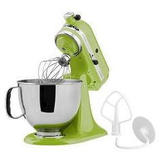 KitchenAid® Artisan Stand Mixer KSM150 LOVE THIS COLOR!!!  I want this so much!!!!