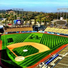 Dodger Stadium - Los Angeles, California