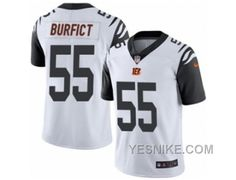 http://www.yesnike.com/big-discount-66-off-mens-nike-cincinnati-bengals-55-vontaze-burfict-limited-white-rush-nfl-jersey.html BIG DISCOUNT ! 66% OFF ! MEN'S NIKE CINCINNATI BENGALS #55 VONTAZE BURFICT LIMITED WHITE RUSH NFL JERSEY Only $26.00 , Free Shipping!