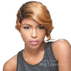 Sensationnel Synthetic Wig Instant Fashion Wig - ALLY (futura) - WigTypes.com