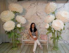 325 отметок «Нравится», 14 комментариев — БУМАЖНЫЕ ЦВЕТЫ и ДЕКОР. (@mari_deco.kz) в Instagram: «Нежные цветочные композиции из 5 цветов доступны в Аренду. Они отлично дополнят Оформление вашего…»