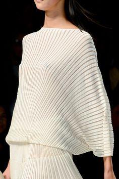 icy-fashion:  BLUMARINE SPRING 2013