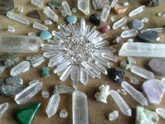 Crystal Elemental Vortex Grid