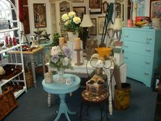 Oviedo Antique Mall - Normandy Vintage Decor Booth (XX). Thanks for looking.