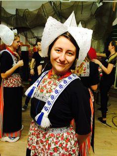 Traditional dutch attire! If it ain't dutch.... it ain't much. #studyabroad #dutch #netherlands