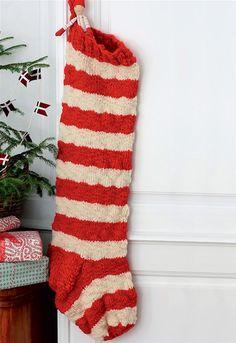 Strik en kæmpe gavesok til jul
