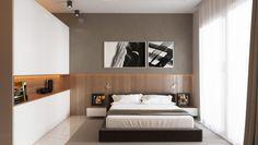 4 habitaciones de lujo con detalles únicos de pared