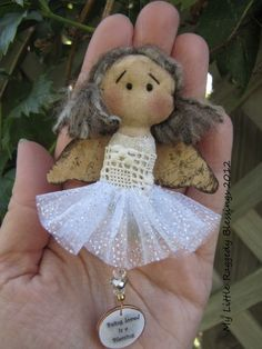 My Little Raggedy Blessings: Penny Angels