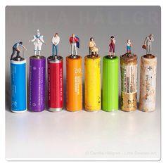 Spray color!