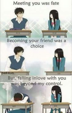 Best Quotes Love For Her Romantic Truths Ideas anime quotes Best Quotes Love For Her Romantic Truths Ideas Cute Love Quotes, Love Quotes For Her, Funny Love, Sad Anime Quotes, Manga Quotes, Kimi Ni Todoke, Dibujos Cute, Cute Anime Couples, Funny Couples
