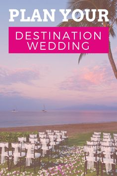 Searching for the perfect spot to get married in Maui? Work with a destination wedding expert to plan the wedding of your dreams.