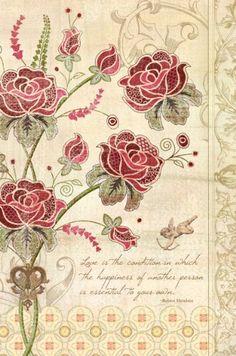 Gift Idea - Artisan Roses Classic Journal - Rose Themed Stuff
