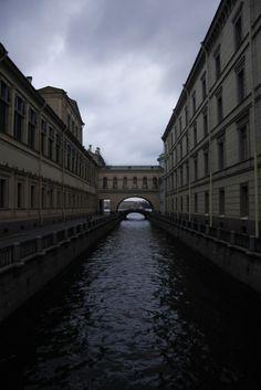 Saint Petersburg canals, Russia