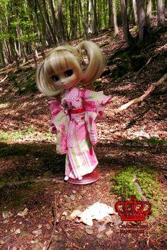 Kimonos für Pullip's