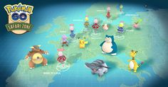 Learn about Pokémon Go celebrates first birthday with events across the globe http://ift.tt/2tPhXGc on www.Service.fit - Specialised Service Consultants.