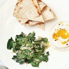 Parsley, Mint, and Quinoa Salad