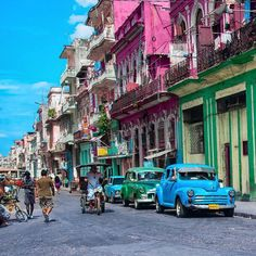 "Havana, Cuba While sun-and-sand vacations still aren't strictly allowed, travel experts predict a flurry of American visitors will descend on Havana on ""purposeful"" excursions this year, following President Obama's loosening of travel restrictions in January. Sure, the city has been off-limits for some time now, but the sights and sounds of Havana feel quite familiar (and not just from that Dirty Dancing sequel). There's live Afro-Cuban music à la Buena Vista Social Club, classic…"