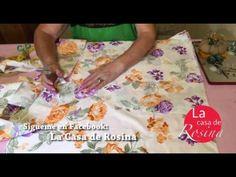 DIY Pantalón short sencillo | Katirya Rodriguez - YouTube Diy Pantalones Cortos, Short Niña, Diy Shorts, Creation Couture, Creations, Tote Bag, Sewing, Pattern, Blog