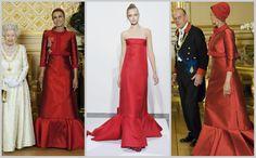 Sheikha Mozah bint Nasser Al Missned #Charismatic #Fashionista  Valentino Couture Autumn/Winter 2010-11