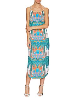 Printed Easy Dress