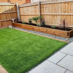 🌟 Get an Extra off our Artificial Grass Ranges using code - Must end Tuesday 🌟 💷 Ranges from as little as per 📦 Order up to 6 Free Samples Tidy up your garden in time for Summer 🌞 No Grass Backyard, Small Backyard Gardens, Backyard Patio Designs, Small Backyard Landscaping, Backyard Fences, Outdoor Gardens, No Grass Yard, Fake Grass, Back Garden Design