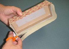 MATERIAL:   2,5 milímetros de papelão   Cartão de 2mm   bolh...