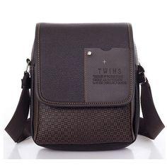 Lowest price 2015 New hot sale PU Leather Men Bag Fashion Men Messenger Bag small Business crossbody shoulder Bags YK80-449