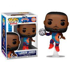Lebron James, Space Jam, School Bags Brands, Funko Figures, Figurine Pop, Numbers Preschool, Pop Vinyl Figures, Marvel, Funko Pop Vinyl
