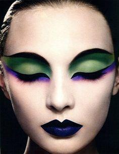 Maleficent make up