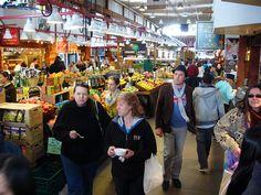 Granville Island Market via @https://www.pinterest.com/xyuandbeyond/