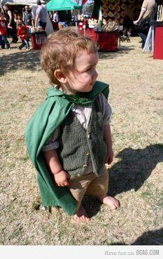 Hobbit Toddler Costume <3