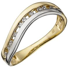 Dreambase Damen-Ring Gelbgold mit Weißgold kombiniert 8 K... https://www.amazon.de/dp/B01HHGA7JI/?m=A37R2BYHN7XPNV