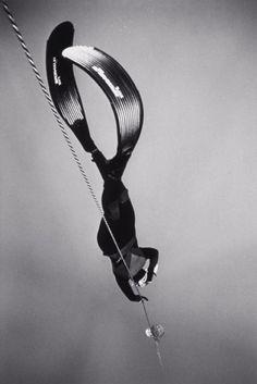 Jessie Freediving by Wayne Levin