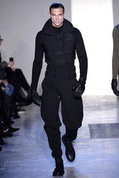 Mugler Fall 2013 Menswear Fashion Show: Runway Review - Style.com