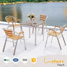 Gold supplier with competitive price for modern outdoor garden furniture