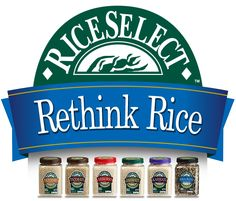 RiceSelect - PROUDLY GROWN IN THE USA!