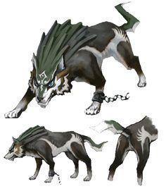 zelda link lobo - Buscar con Google