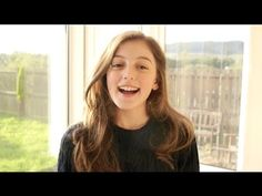 ▶ You'll Never Walk Alone- Hollie Steel (Home Video) - YouTube