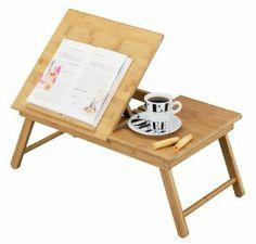 Zeller 25325 Vassoio da letto con supporto di lettura in pino, 55 x 33 x 21,5: Amazon.it: Casa e cucina