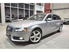 2011 #Audi A4 Wagon Quattro Premium Plus PKG with only 71.427 km! #HamOnt #Oakville #Ontario #Burlon #Ancaster #Canada