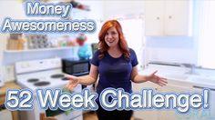Money Awesomeness: The 52 Week Money Challenge