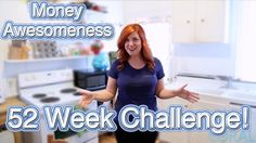 Money Awesomeness: The 52 Week Money Challenge