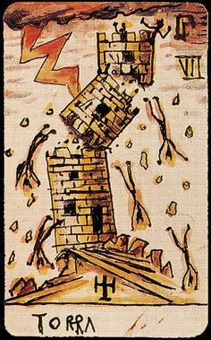 Xul Solar Tarot Cards