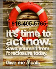 Grab the life preserver!  Don't go under!!