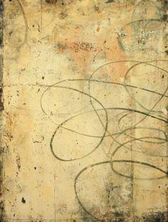 "Akasha        2012      Acrylic on canvas      40"" x 30"""